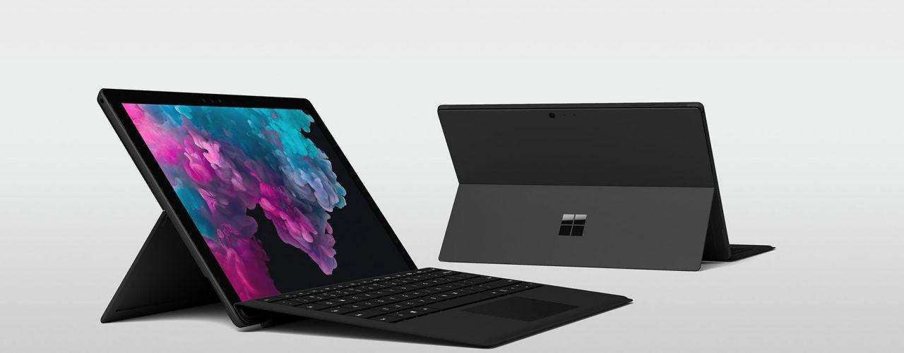 Microsoft Surface Pro 7 2019 Scheda Tecnica