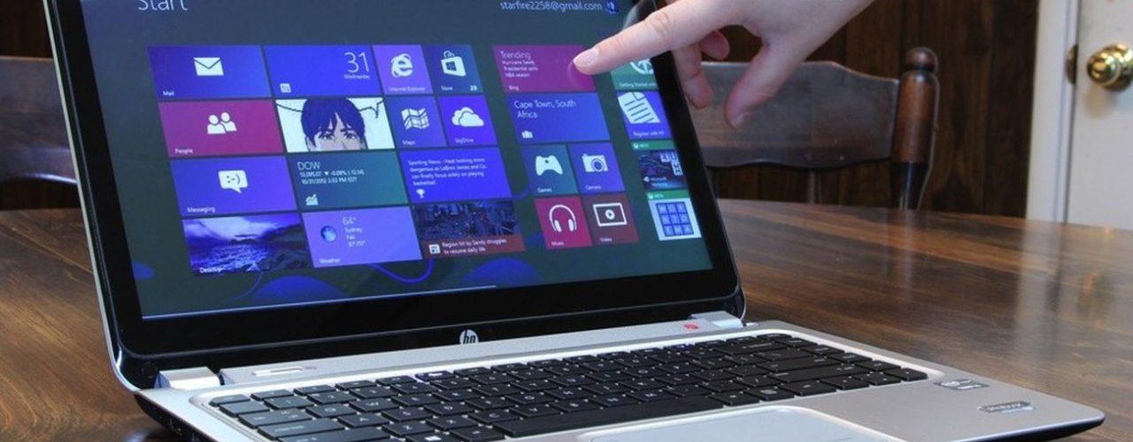 Il touchscreen del laptop non funziona